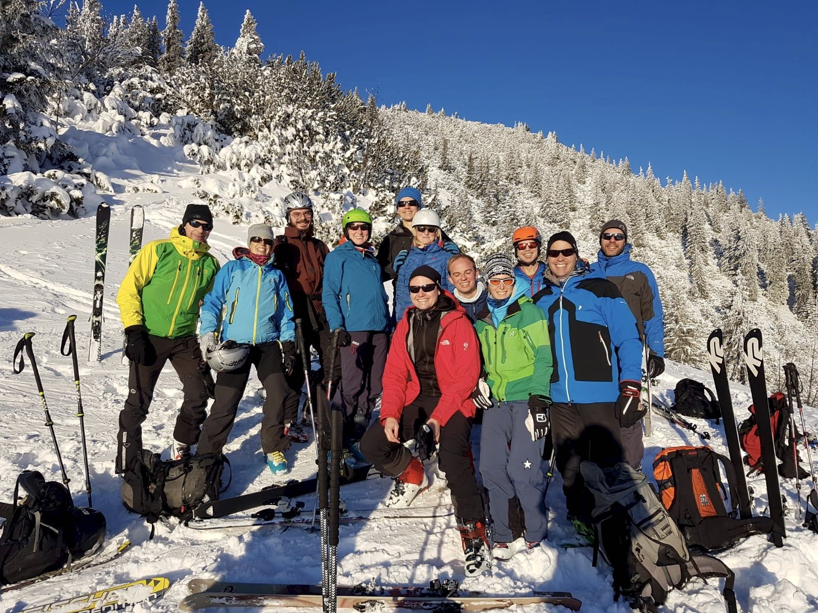 Skitouren – Hauptsache Berge