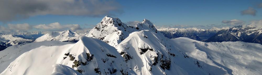Hauptsache Berge